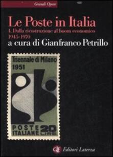 Ristorantezintonio.it Le Poste in Italia. Vol. 4: Dalla ricostruzione al boom economico (1945-1970). Image