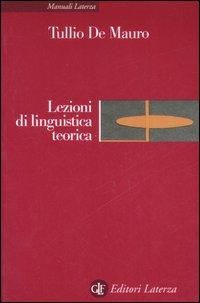 Lezioni di linguistica teorica