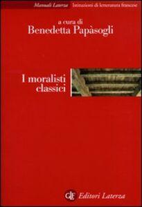 Libro I moralisti classici