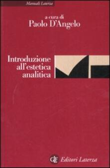 Mercatinidinataletorino.it Introduzione all'estetica analitica Image