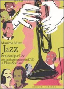 Milanospringparade.it Jazz. Istruzioni per l'uso. Con DVD Image