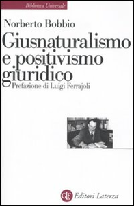 Libro Giusnaturalismo e positivismo giuridico Norberto Bobbio