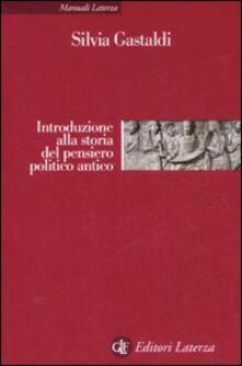 Introduzione alla storia del pensiero politico antico.pdf