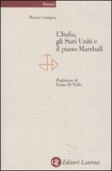 Fondazionesergioperlamusica.it L' Italia, gli Stati Uniti e il piano Marshall Image