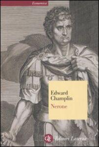 Libro Nerone Edward Champlin