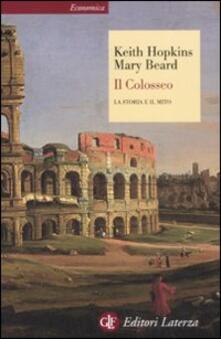 Radiospeed.it Il Colosseo. La storia e il mito Image