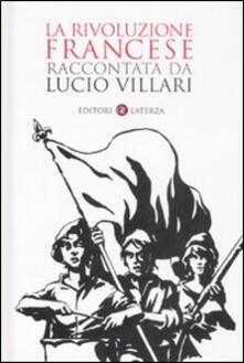 Librisulladiversita.it La rivoluzione francese raccontata da Lucio Villari Image
