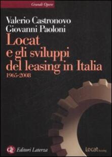 Aboutschuster.de Locat e gli sviluppi del leasing in Italia. 1965-2008 Image