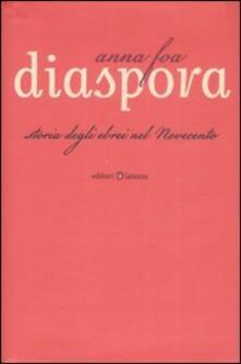 Diaspora. Storia degli ebrei nel Novecento.pdf