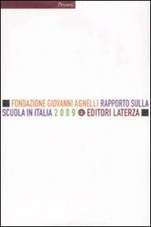 Rapporto sulla scuola in Italia 2009.pdf