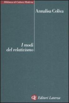 Listadelpopolo.it I modi del relativismo Image