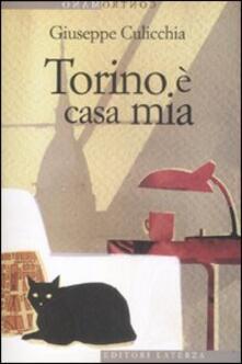 Torino è casa mia - Giuseppe Culicchia - copertina