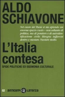 Winniearcher.com L' Italia contesa. Sfide politiche ed egemonia culturale Image