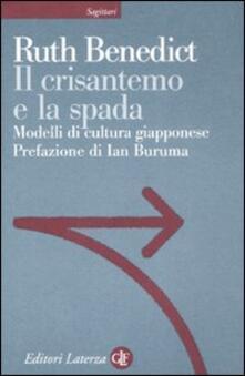 Ipabsantonioabatetrino.it Il crisantemo e la spada. Modelli di cultura giapponese Image