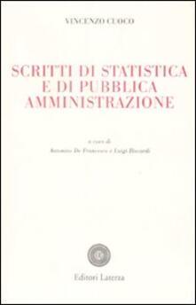 Amatigota.it Scritti di statistica e di pubblica amministrazione Image
