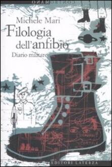 Filologia dellanfibio. Diario militare.pdf