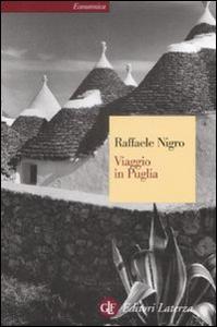 Libro Viaggio in Puglia Raffaele Nigro