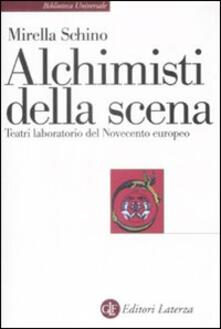Festivalshakespeare.it Alchimisti della scena. Teatri laboratorio del Novecento europeo Image