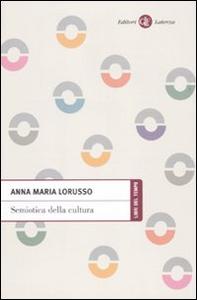 Libro Semiotica della cultura Anna M. Lorusso