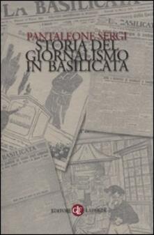 Chievoveronavalpo.it Storia del giornalismo in Basilicata Image