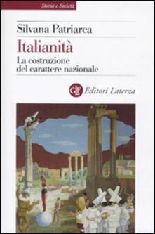 Squillogame.it Italianità. La costruzione del carattere nazionale Image