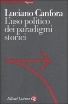 Ipabsantonioabatetrino.it L' uso politico dei paradigmi storici Image
