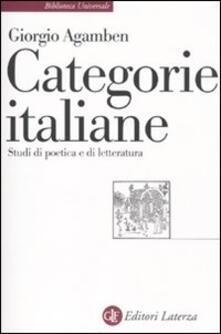 Lpgcsostenible.es Categorie italiane. Studi di poetica e di letteratura Image