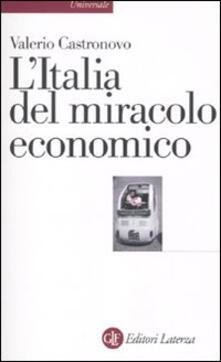 Associazionelabirinto.it L' Italia del miracolo economico Image