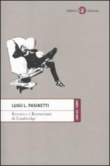 Camfeed.it Keynes e i keynesiani di Cambridge Image
