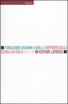 Steamcon.it Rapporto sulla scuola in Italia 2010 Image