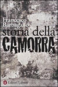Libro Storia della camorra Francesco Barbagallo