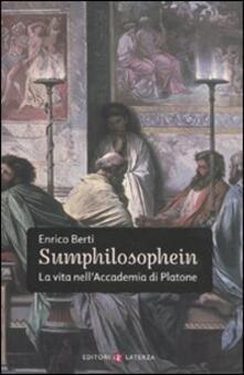 Sumphilosophein. La vita nellAccademia di Platone.pdf