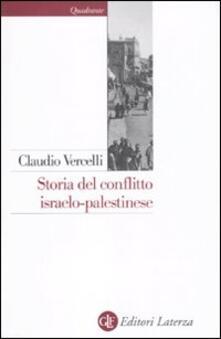 Listadelpopolo.it Storia del conflitto israelo-palestinese Image