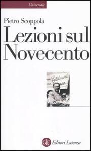 Lezioni sul Novecento