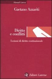 Diritto e conflitti. Lezioni di diritto costituzionale