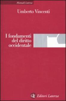 Librisulladiversita.it I fondamenti del diritto occidentale Image