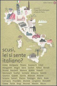 Foto Cover di Scusi, lei si sente italiano?, Libro di  edito da Laterza