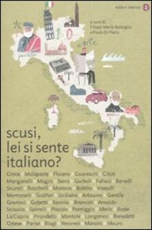 Radiospeed.it Scusi, lei si sente italiano? Image