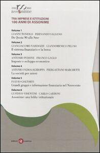 Foto Cover di Tra imprese e istituzioni 100 anni di Assonime. Con DVD, Libro di  edito da Laterza