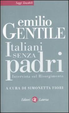 Grandtoureventi.it Italiani senza padri. Intervista sul Risorgimento Image