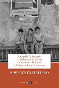 Libro Novecento italiano