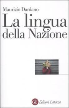 La lingua della nazione.pdf