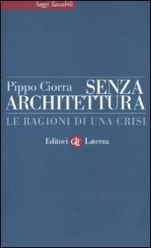 Senza architettura. Le ragioni di una crisi.pdf