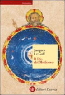 Il Dio del Medioevo - Jacques Le Goff - copertina