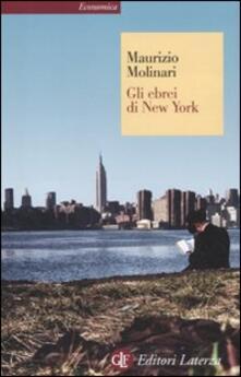 Antondemarirreguera.es Gli ebrei di New York Image
