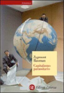 Libro Capitalismo parassitario Zygmunt Bauman