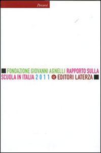 Libro Rapporto sulla scuola in Italia 2011
