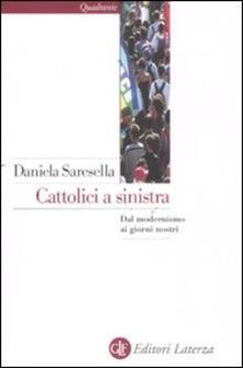 Squillogame.it Cattolici a sinistra. Dal modernismo ai giorni nostri Image