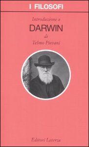 Libro Introduzione a Darwin Telmo Pievani