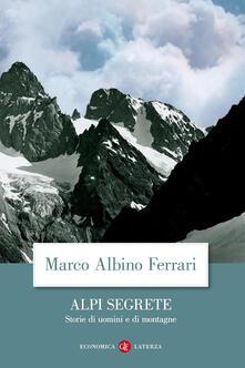 Tegliowinterrun.it Alpi segrete. Storie di uomini e di montagne Image